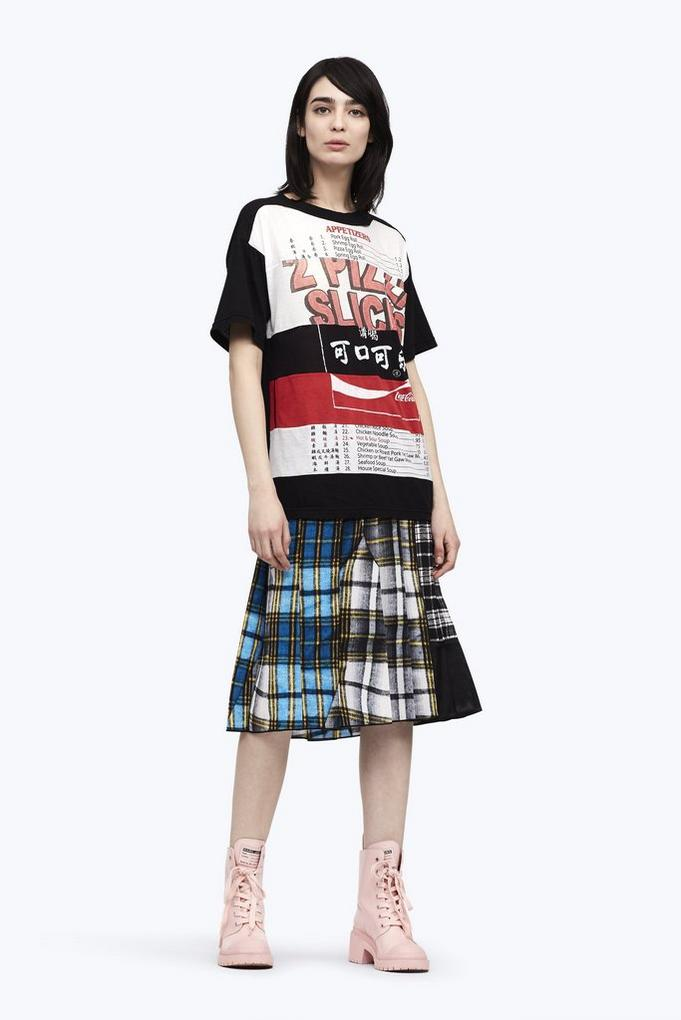 Plaid Skirt by Marc Jacobs
