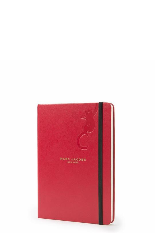 Iconic Chinese New Year Monkey Notebook