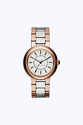 women s watches marc jacobs official site the courtney watch 34mm