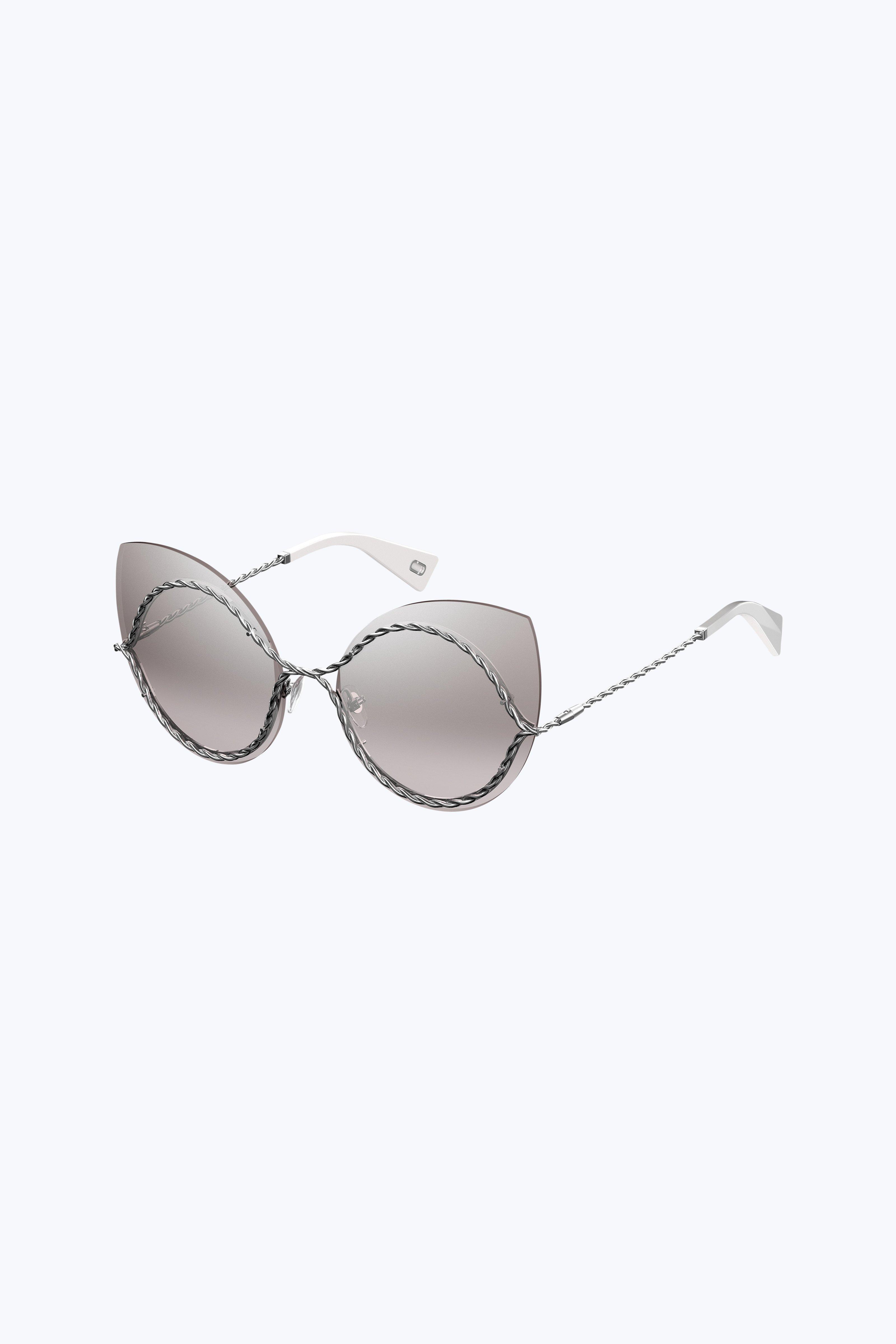 marc jacobs sunglasses  Metal Twist Sunglasses - Marc jacobs