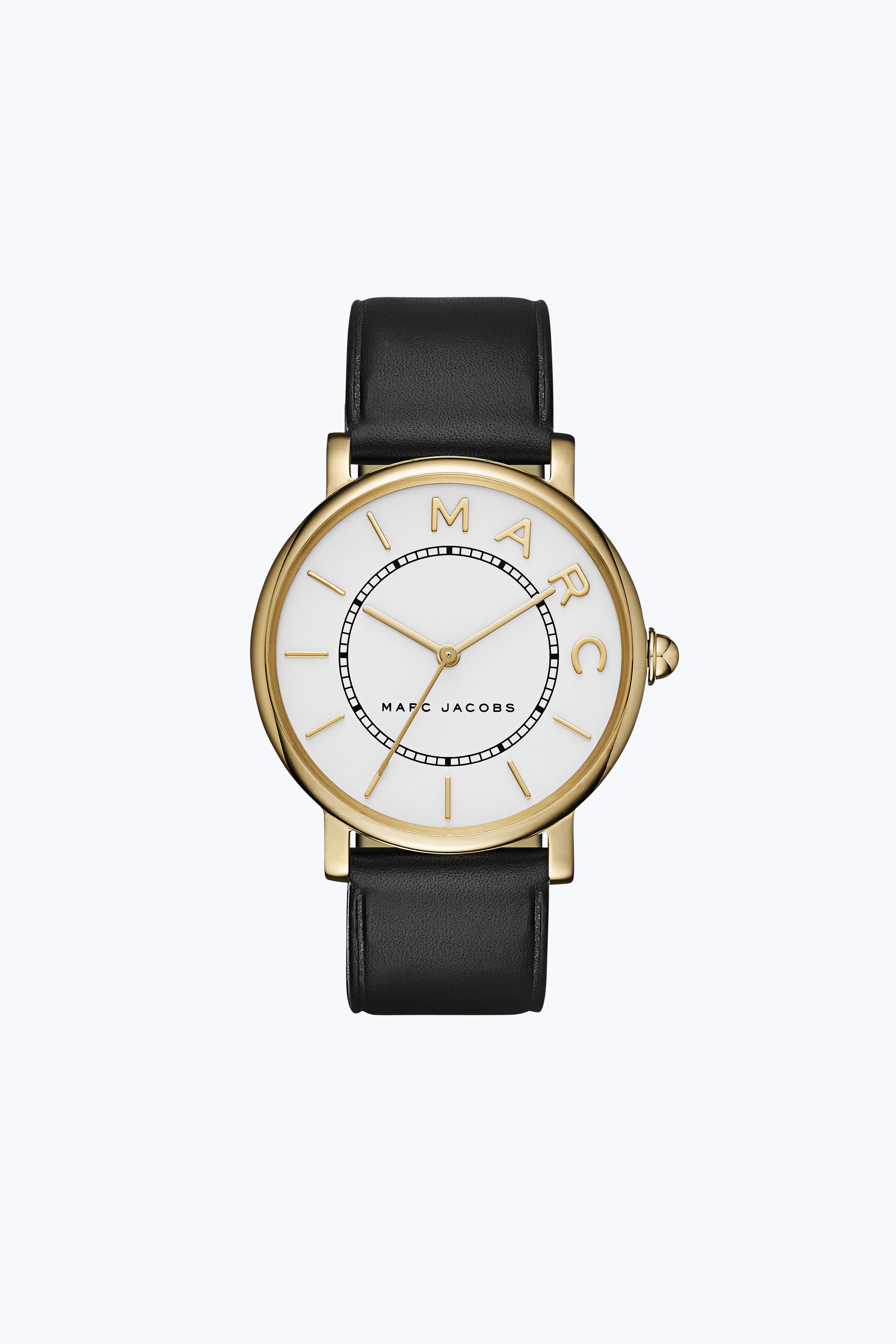 women s watches marc jacobs official site the roxy watch 36mm black