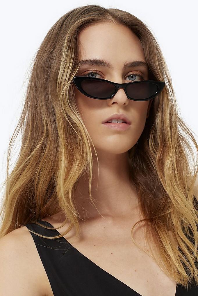 a6a3e807ef56 Signature Mini Cat-Eye Sunglasses