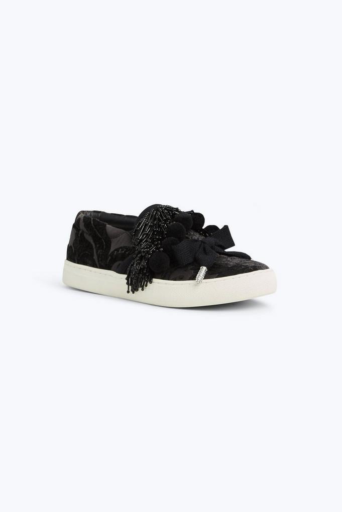 Marc Jacobs Mercer pom-pom sneakers