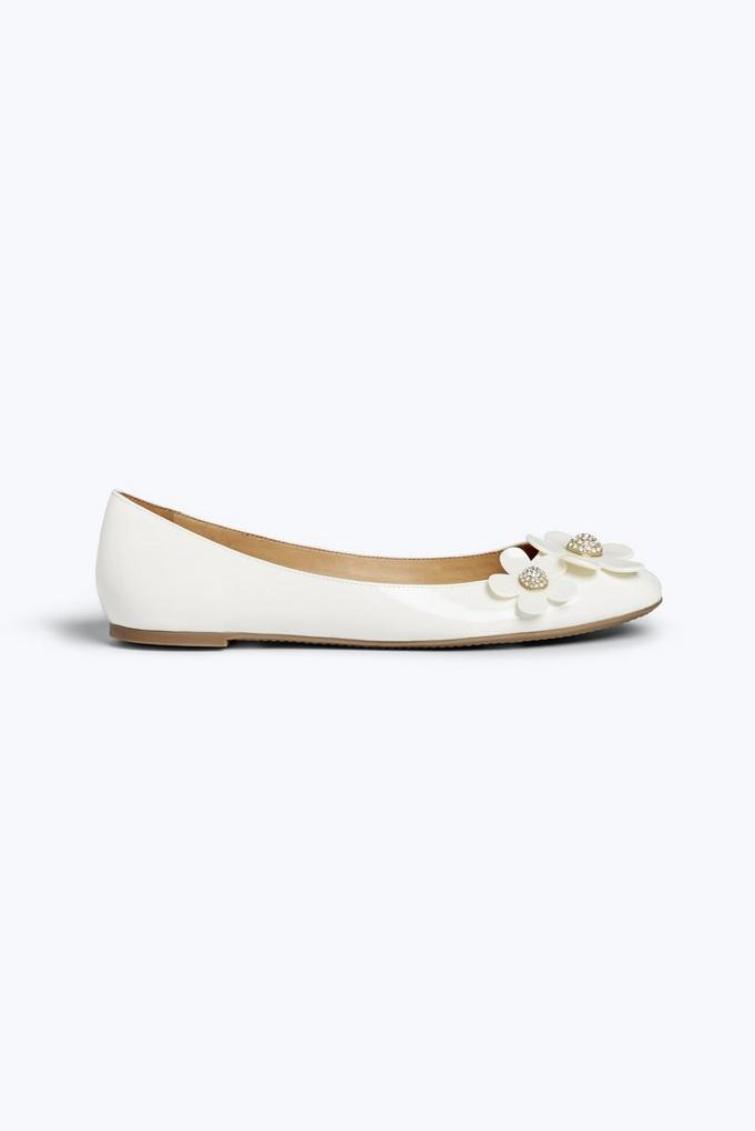 Daisy Ballerina Flat by Marc Jacobs