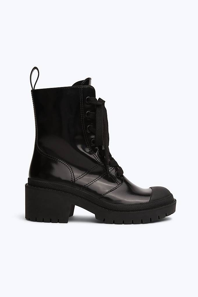 Read more Black Bristol Laced Up Boots lrQnPAtNPh