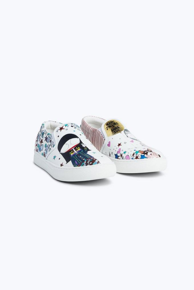 Marc &Amp; Anna Slip On Sneaker by Marc Jacobs