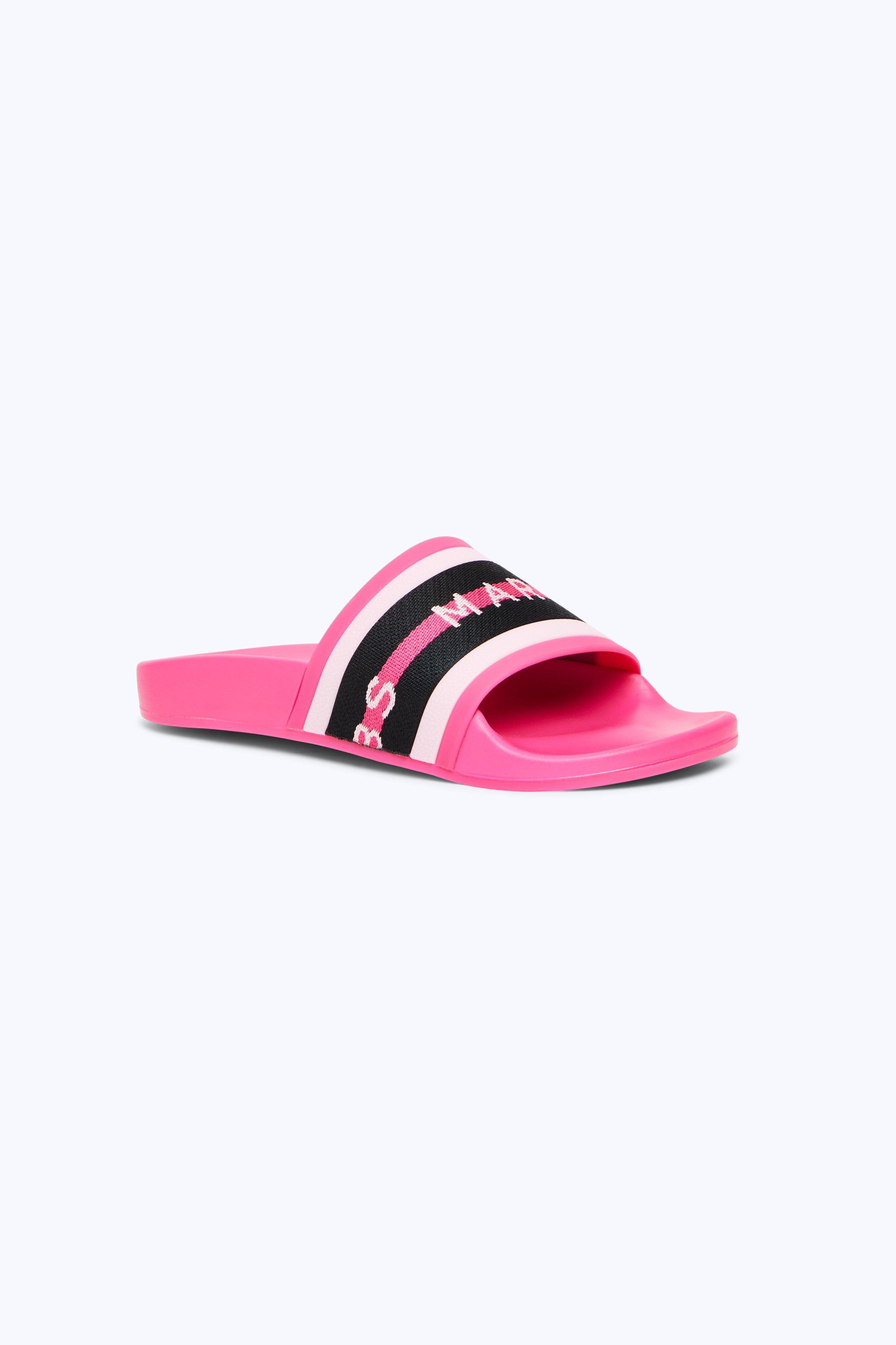 Logo Sport Slide Sandal