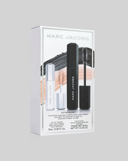 Extra Velvet Volumizing Mascara & Travel-Size Lash Primer--Alternate view