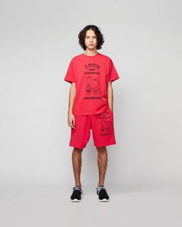 Peanuts® x Marc Jacobs The Men's Gym Short--Alternate view