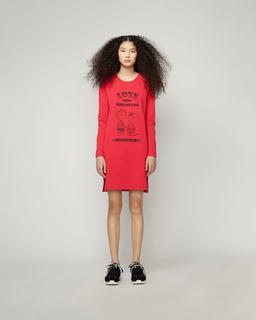 Peanuts® x Marc Jacobs The T-Shirt Dress--Alternate view
