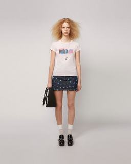 Pretty in Pink x The Pink T-Shirt Marc Jacobs--Alternate view