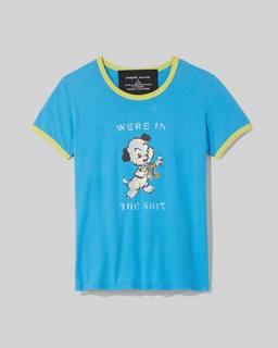 마크 제이콥스 Marc Jacobs Magda Archer x The Collaboration T-Shirt 마크 제이콥스 Marc Jacobs,Blue