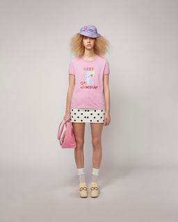 Magda Archer x The Collaboration T-Shirt Marc Jacobs--Alternate view