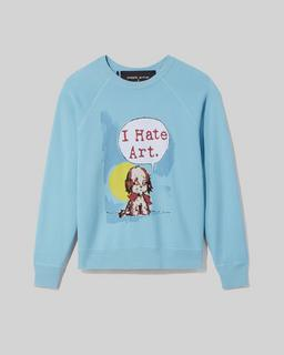 Magda Archer x The Collaboration Sweatshirt Marc Jacobs