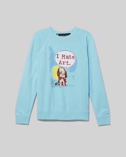Magda Archer x The Men's Collaboration Sweatshirt Marc Jacobs