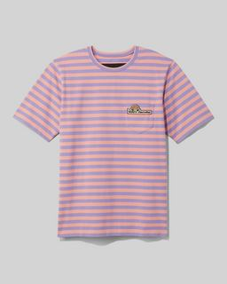 마크 제이콥스 Marc Jacobs The Mens Surf Tee,Lavender Multi