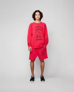 Peanuts® x Marc Jacobs The Men's Sweatshirt--Alternate view