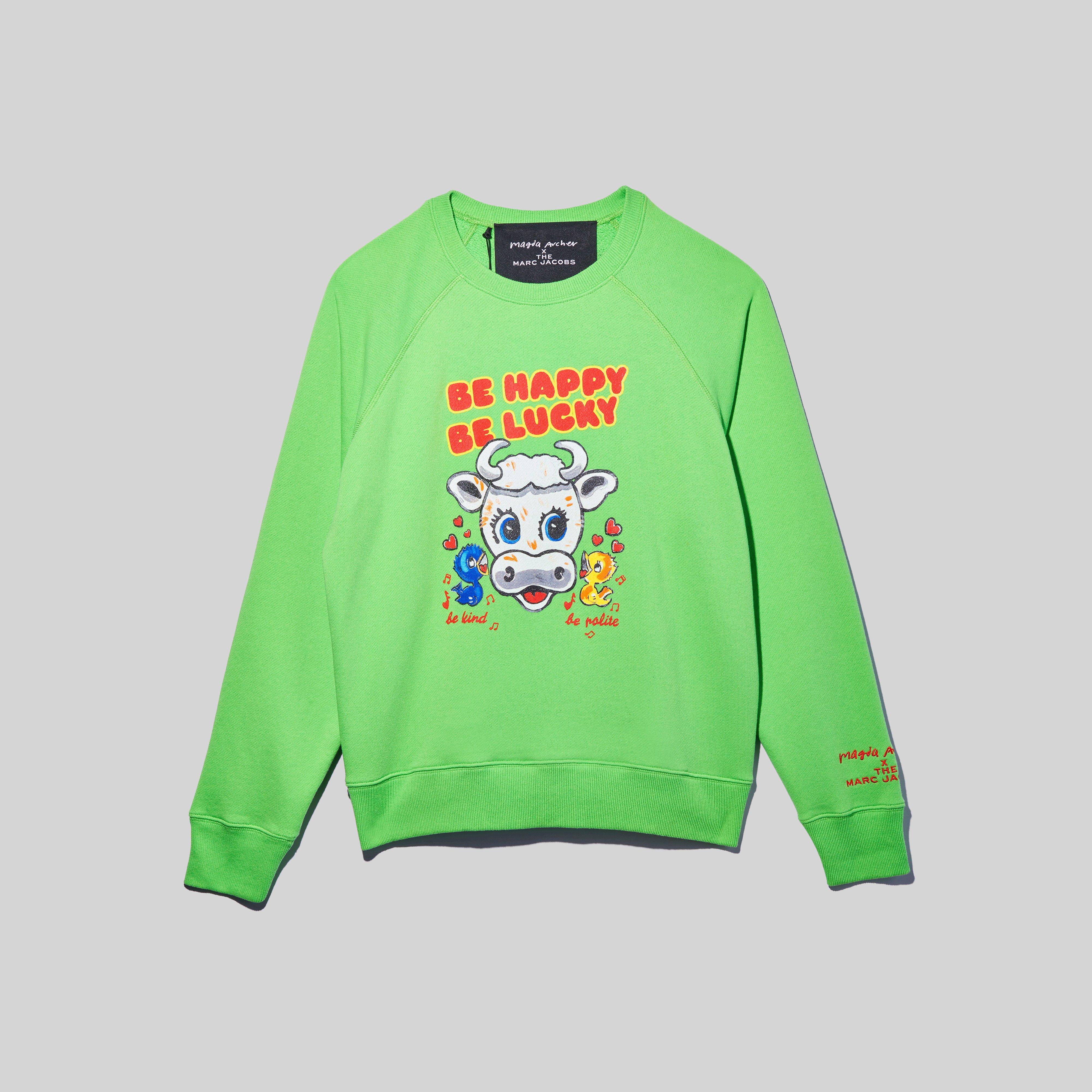 Marc Jacobs Magda Archer x The Collaboration Sweatshirt Marc Jacobs
