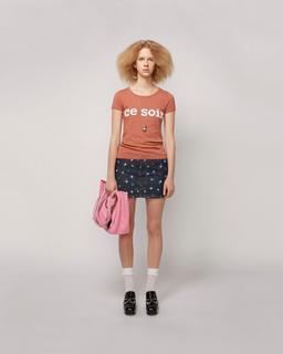 The Mini Skirt--Alternate view