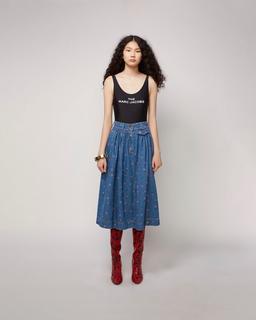 The Found Skirt--Alternate view