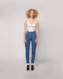 The 5 Pocket Jean--Alternate view
