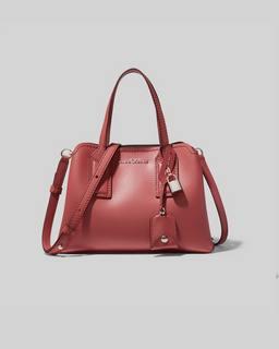 마크 제이콥스 Marc Jacobs The Editor Crossbody Bag,SANTA FE RED