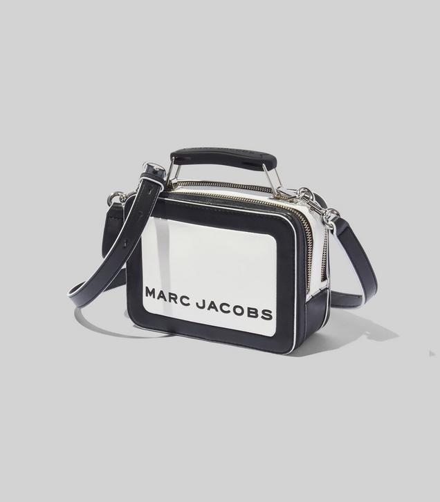 The Colorblocked Mini Box Bag