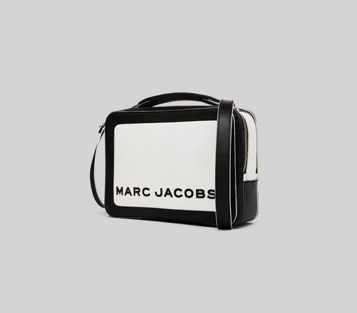The Colorblocked Box Bag