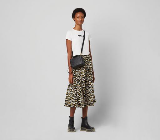 The Textured Mini Box Bag