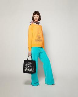 Peanuts® x Marc Jacobs The Tag Tote--Alternate view