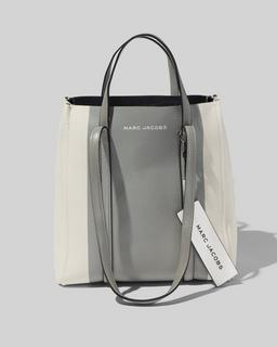 The Colorblock Tag Tote