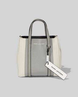 The Colorblock Mini Tag Tote