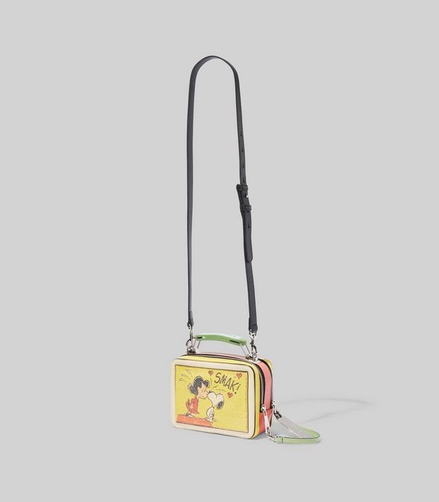 Peanuts® x Marc Jacobs The Mini Box Bag