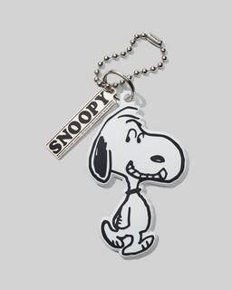 마크 제이콥스 X 피너츠 캡슐 컬렉션 '스누피' 백 참 Marc Jacobs x Peanuts The Snoopy Charm,WHITE