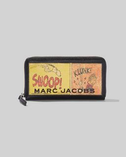 Peanuts® x Marc Jacobs The Standard Continental Wallet