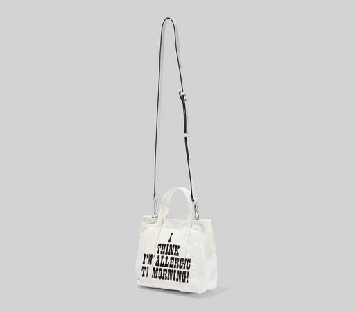Peanuts® X Marc Jacobs The Mini Tag Tote by Marc Jacobs