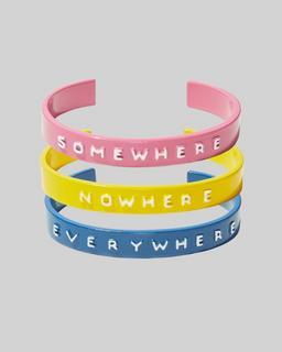 The Everywhere Bracelet Set