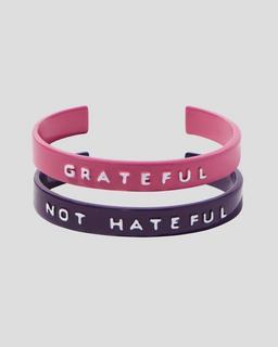 The Grateful Bracelet Set