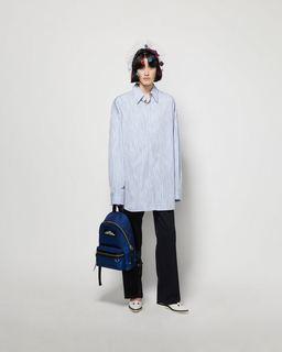 The Medium Backpack--Alternate view