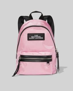 마크 제이콥스 백팩 미디움 - 파우더 핑크 Marc Jacobs The Medium Backpack