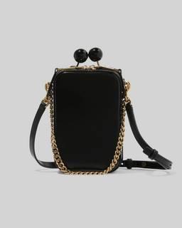 마크 바이 마크 제이콥스 베니티백, 크로스바디 폰백 Marc By Marc Jacobs The Vanity Bag,BLACK