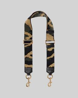 Marc by marc jacobs The Camo Webbing Strap