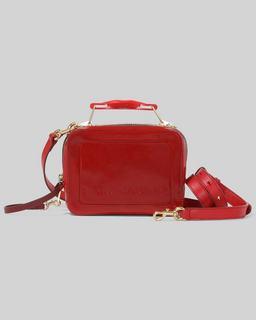 The Patent Mini Box Bag