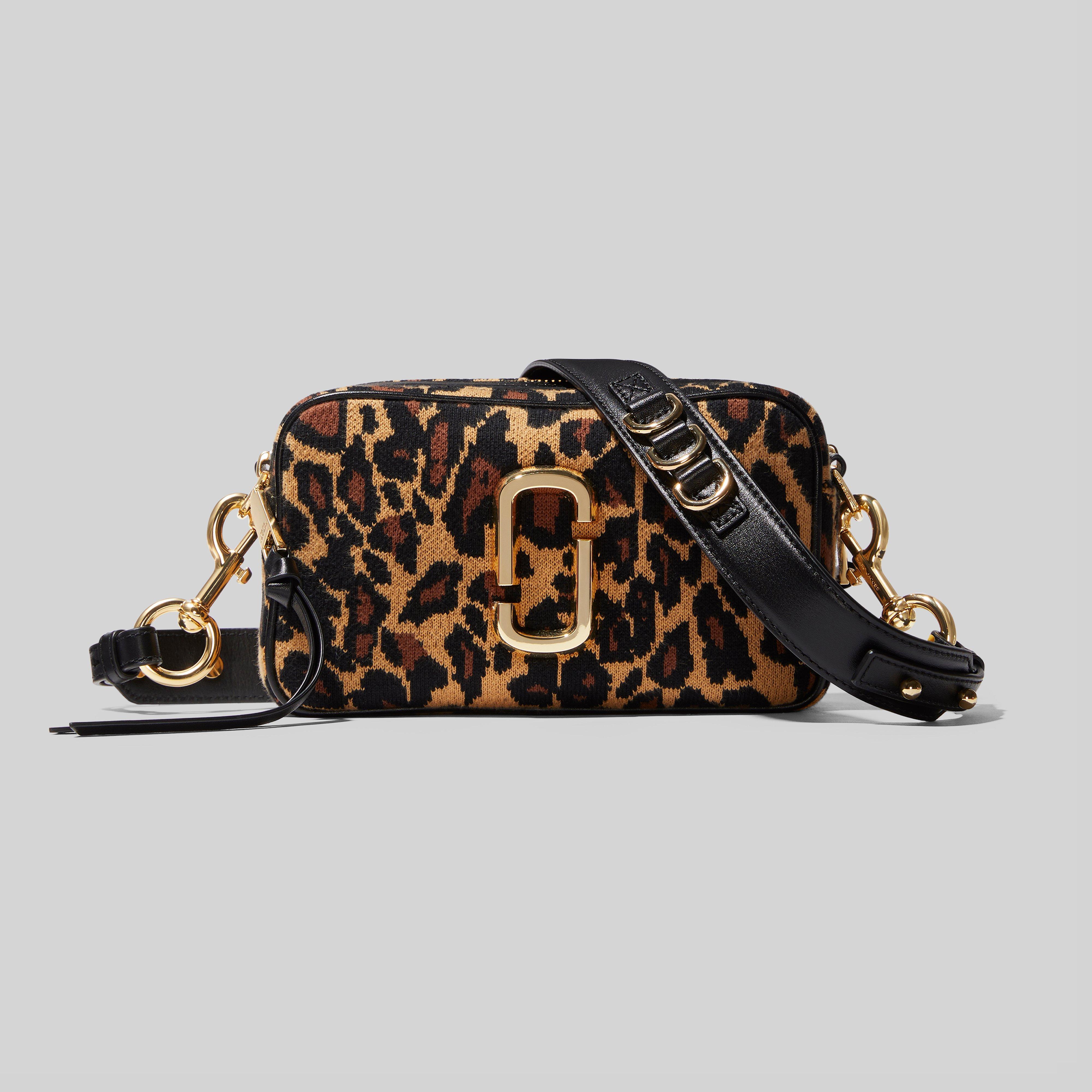 Marc Jacobs The Softshot 21 Leopard