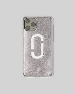 마크 제이콥스 Marc Jacobs The Snapshot iPhone 11 Pro Case,SILVER
