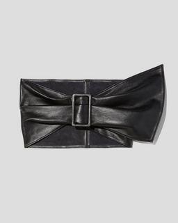 마크 제이콥스 Marc Jacobs The Sash Belt,BLACK