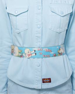 Magda Archer x The Belt Marc Jacobs--Alternate view
