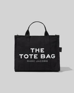 마크 제이콥스 Marc Jacobs The Small Traveler Tote Bag,Black