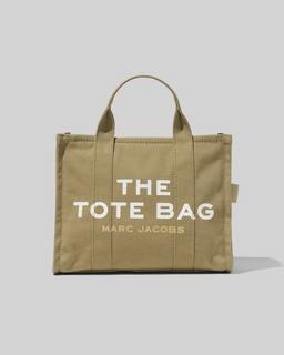 마크 제이콥스 Marc Jacobs The Small Traveler Tote Bag,Slate Green