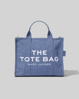 마크 제이콥스 Marc Jacobs The Small Traveler Tote Bag,Blue Shadow